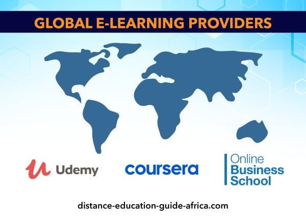 global elearning providers