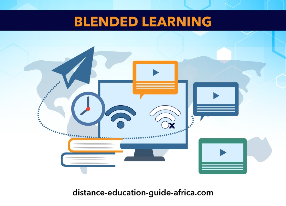 blended learning in Africa